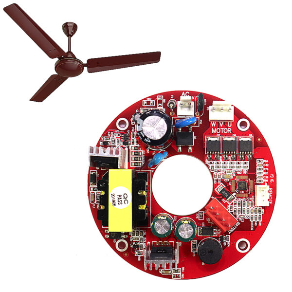 Universal Solar Ac Dc 12v Ceiling Fan Circuit Remote Smart Speed Control Kit In Pakistan Maaz Electronics